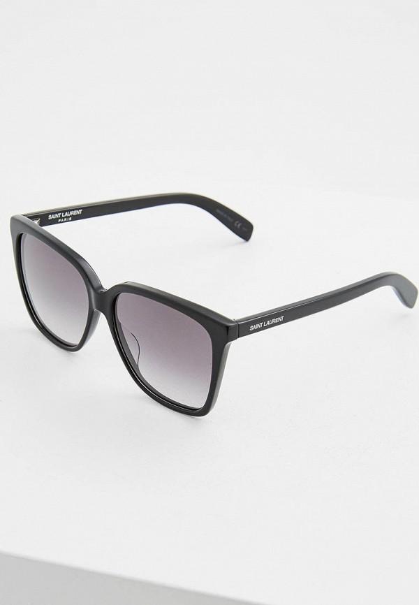 Очки солнцезащитные Saint Laurent Saint Laurent SA042DWZHN30 очки солнцезащитные saint laurent saint laurent sa042dwzhn36