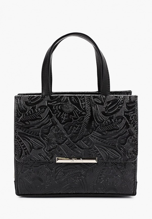 женская сумка savio, черная