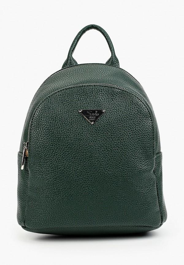 женский рюкзак savio, зеленый