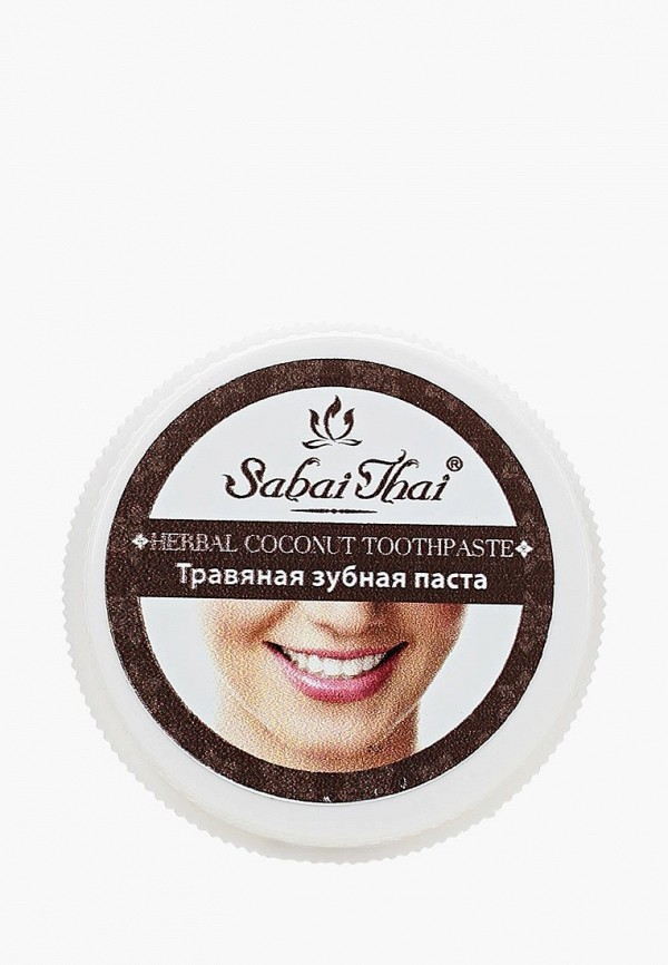 Зубная паста Sabai Thai Authentic SPA Sabai Thai Authentic SPA SA050LWBOOQ3 dual negative ion hdro sana ion cleanse detox foot spa double with infrared belt ah 06 foot massage footbath spa