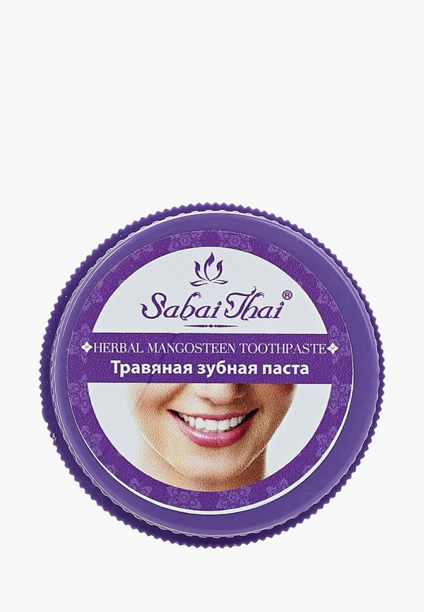 Зубная паста Sabai Thai Authentic SPA Sabai Thai Authentic SPA SA050LWBOOQ4 dual negative ion hdro sana ion cleanse detox foot spa double with infrared belt ah 06 foot massage footbath spa