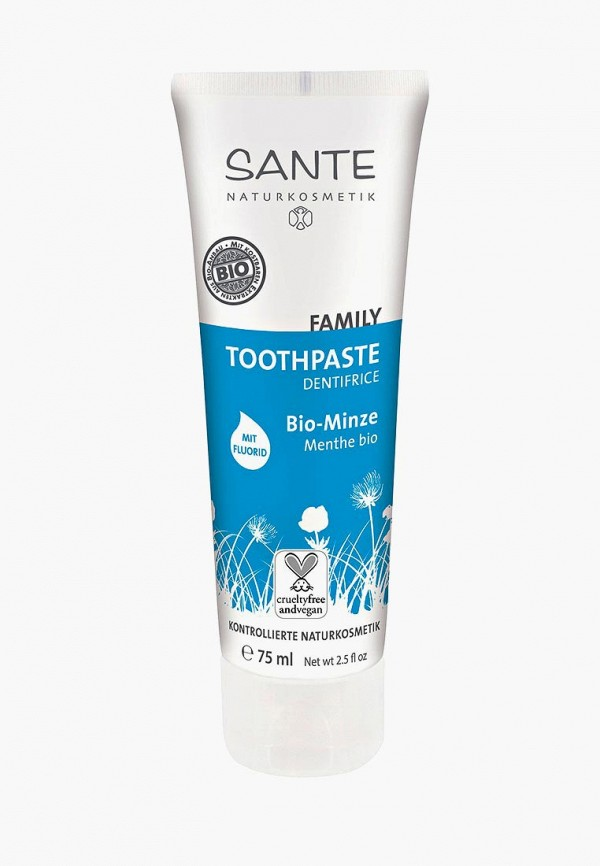 Зубная паста Sante Sante SA051LUAZWU5 косметика детская sante