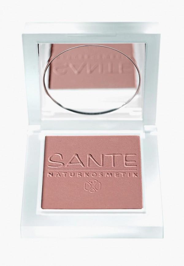 румяна sante, розовая