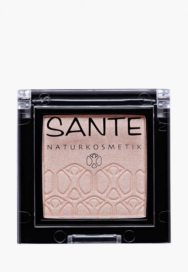 Тени для век Sante Sante SA051LWCUVV4 дезодорант sante sante sa051lwazwu8