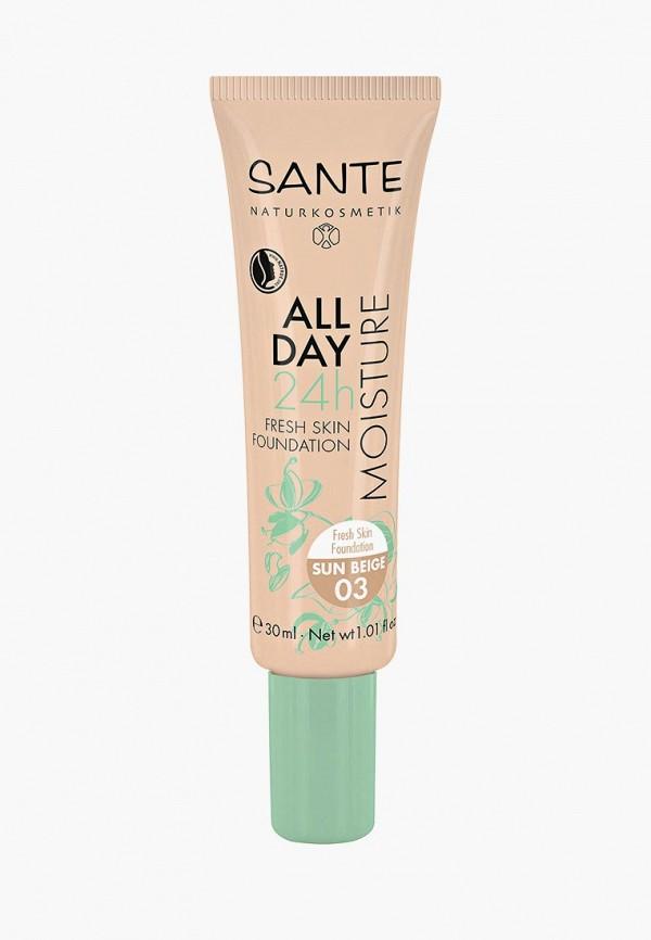 Тональное средство Sante Sante SA051LWCUWG1 майка классическая printio fargo фарго