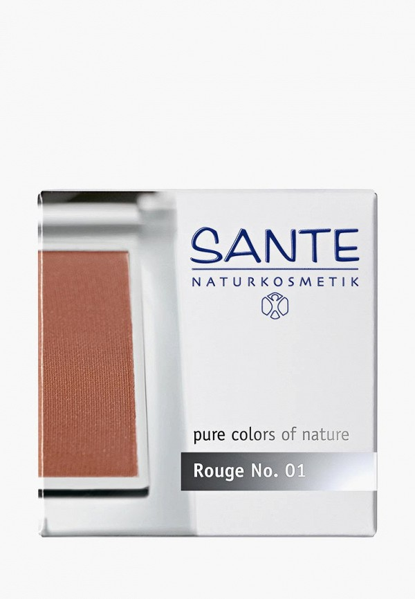 румяна sante, коричневая