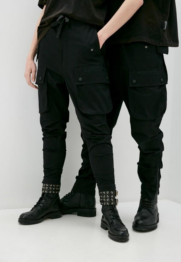 женские брюки sayonara boy, черные