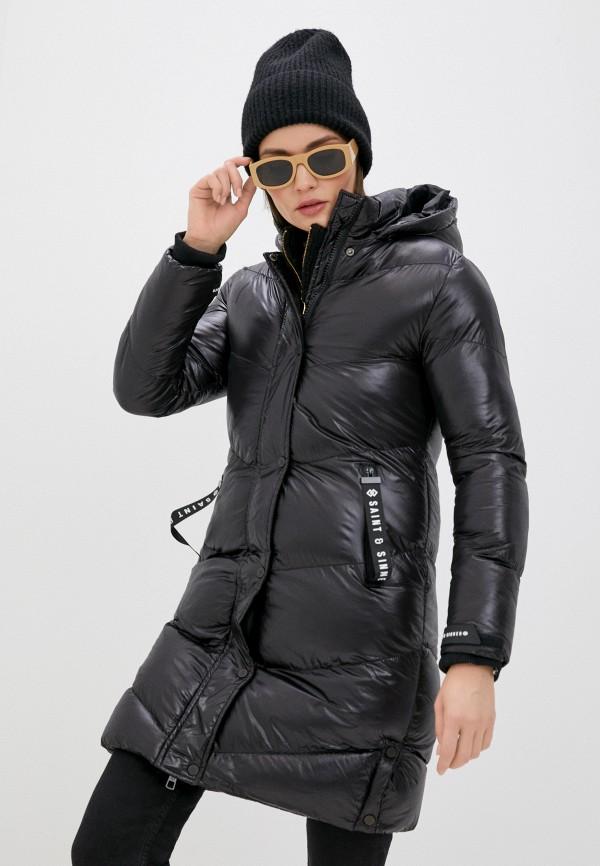 женская куртка saint x sinner, черная