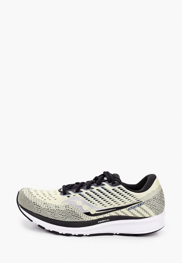 мужские кроссовки saucony, бежевые