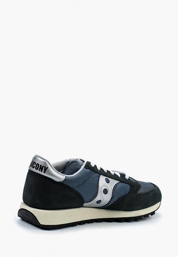 Фото 12 - мужские кроссовки Saucony синего цвета