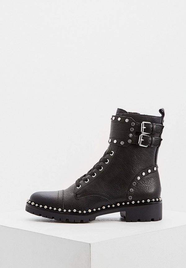 женские ботинки sam edelman, черные