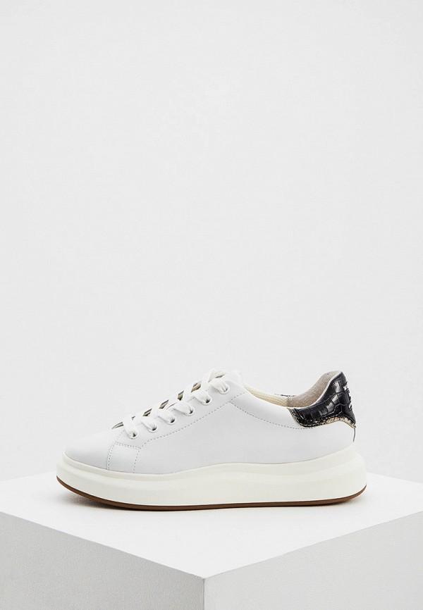 женские кроссовки sam edelman, белые