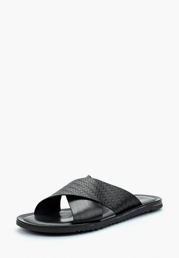 Купить мужские сандали Salamander черного цвета
