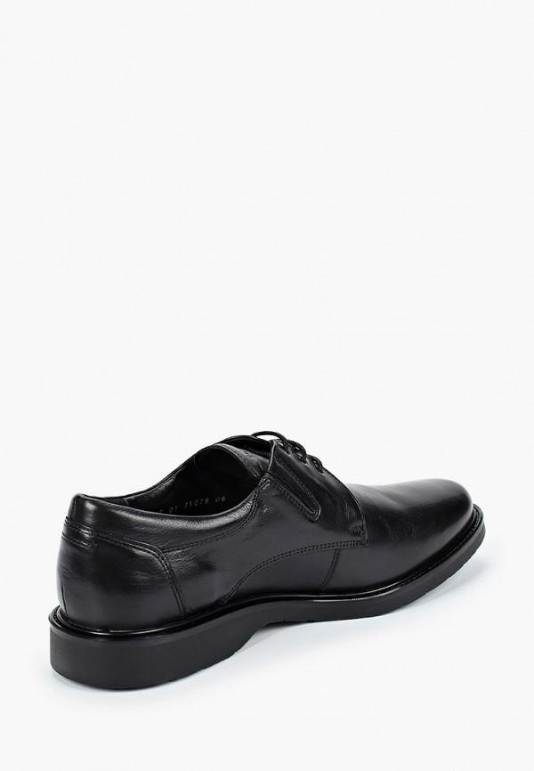 Фото 3 - мужские туфли Salamander черного цвета