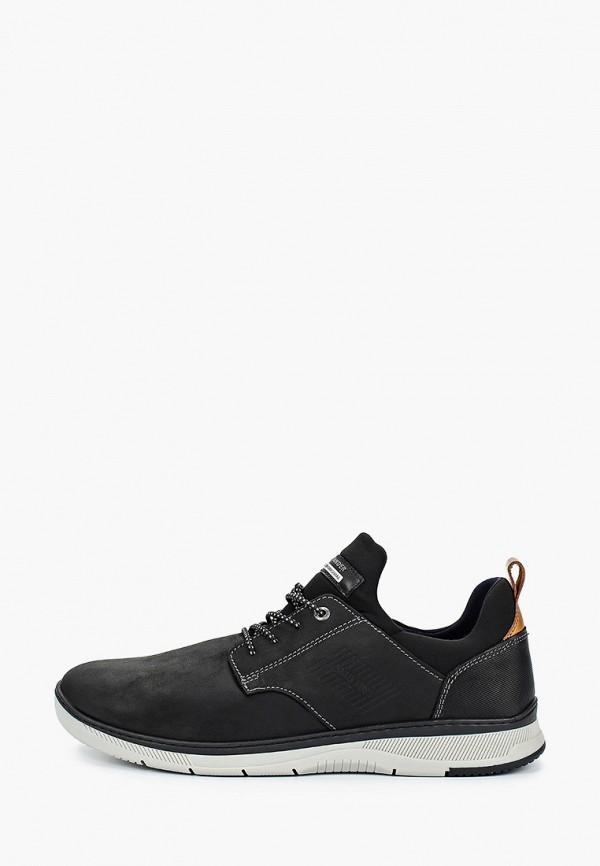 Фото - мужские ботинки и полуботинки Salamander черного цвета