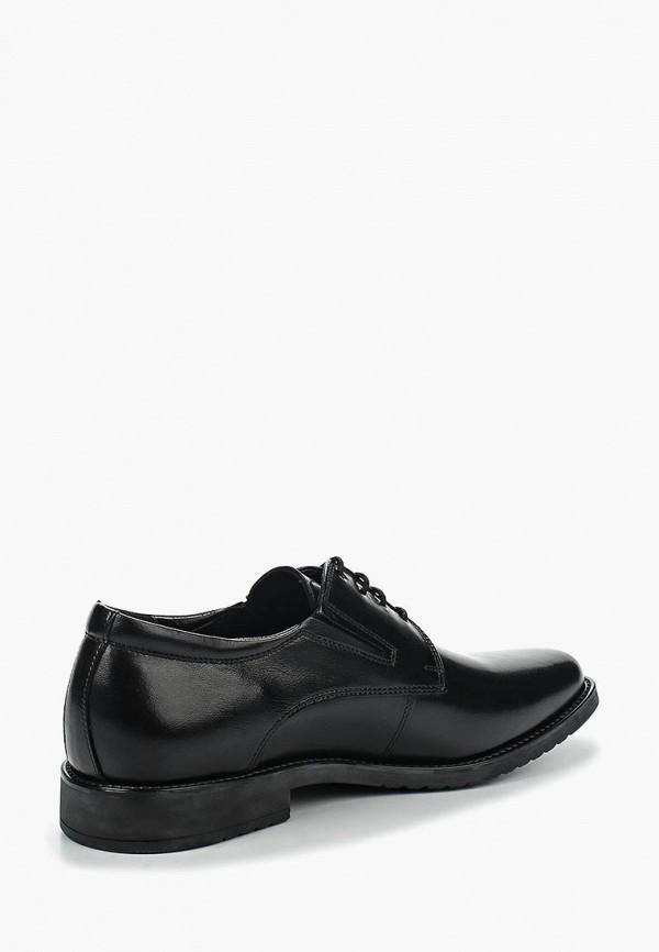 Фото 2 - мужские туфли Salamander черного цвета