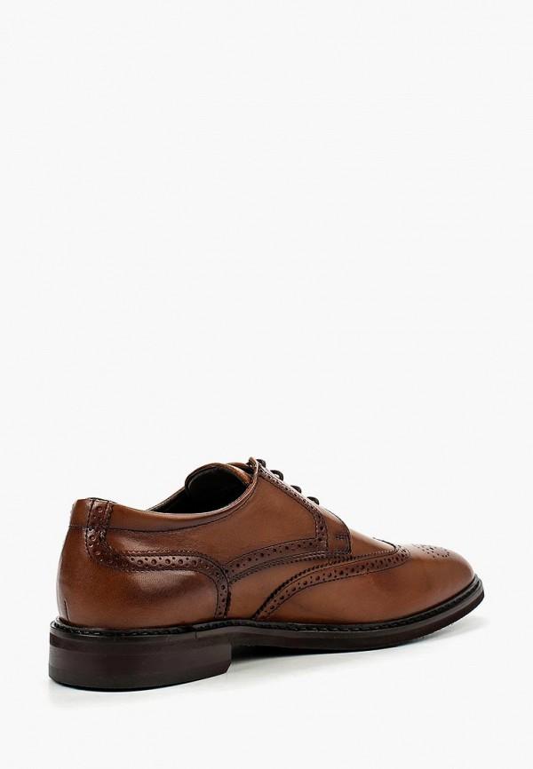 Фото 2 - мужские туфли Salamander коричневого цвета