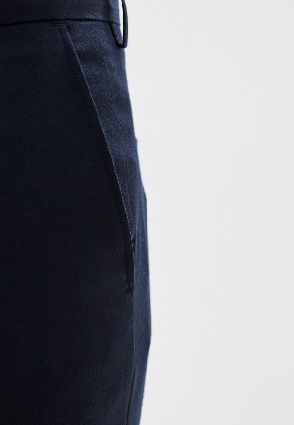 Фото 4 - мужские брюки Sand синего цвета