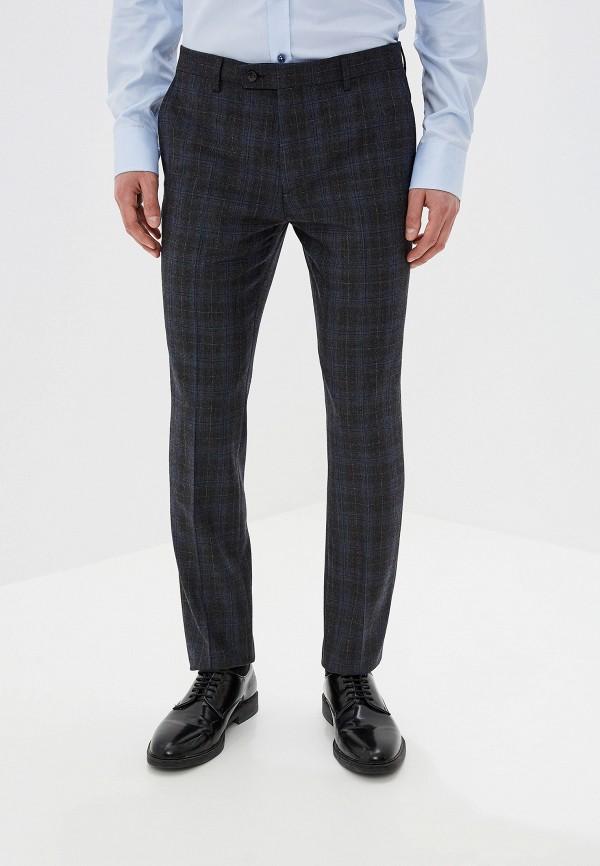 мужские классические брюки sand, серые
