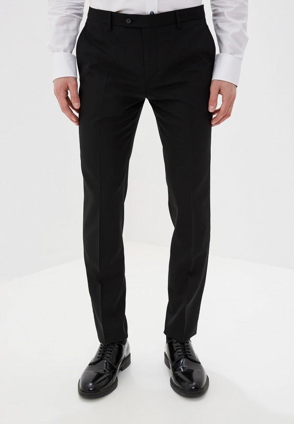 мужские классические брюки sand, черные