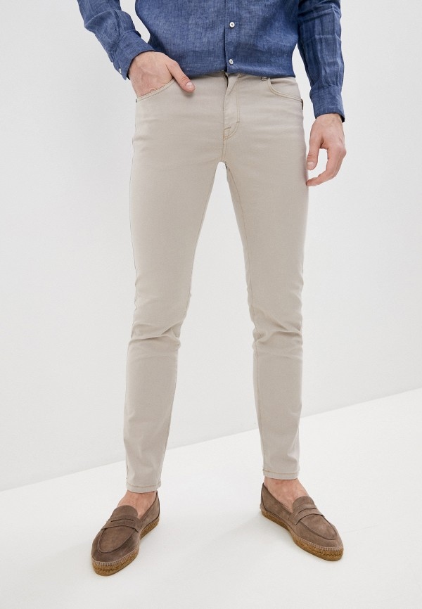 мужские повседневные брюки sand, бежевые