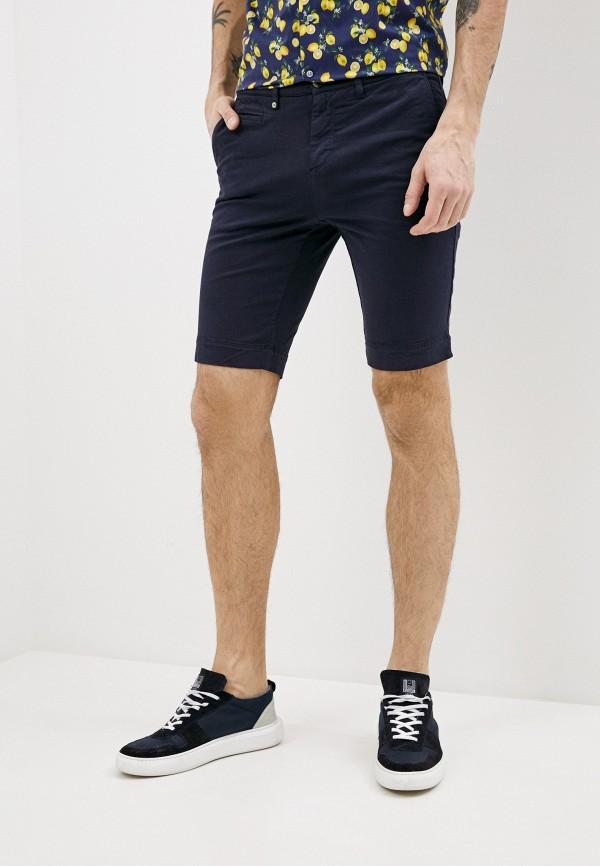 мужские повседневные шорты sand, синие