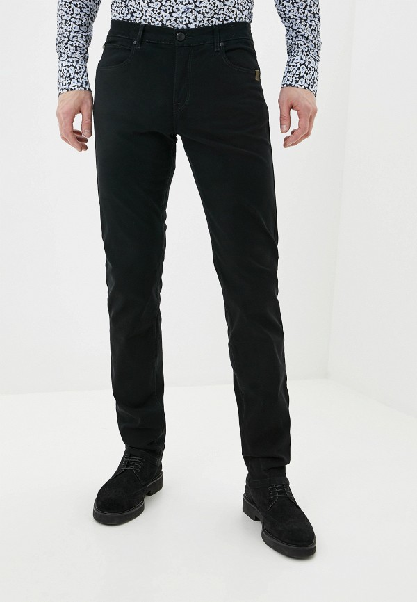 мужские повседневные брюки sand, черные