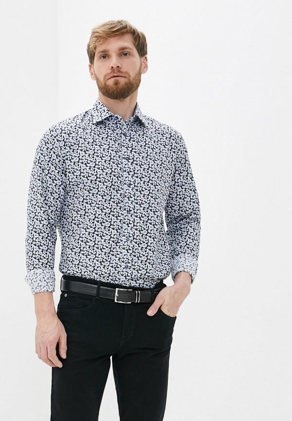 мужская рубашка с длинным рукавом sand, разноцветная