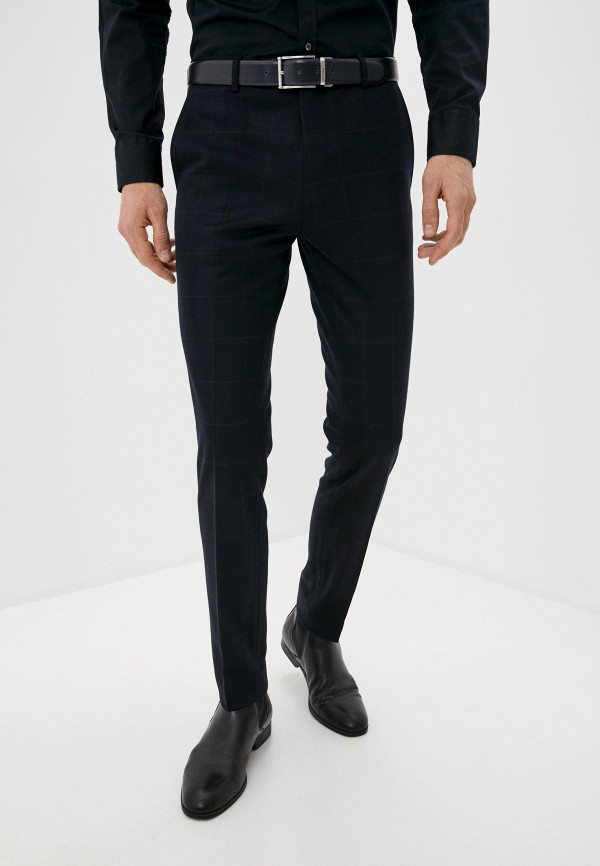 мужские классические брюки sand, синие