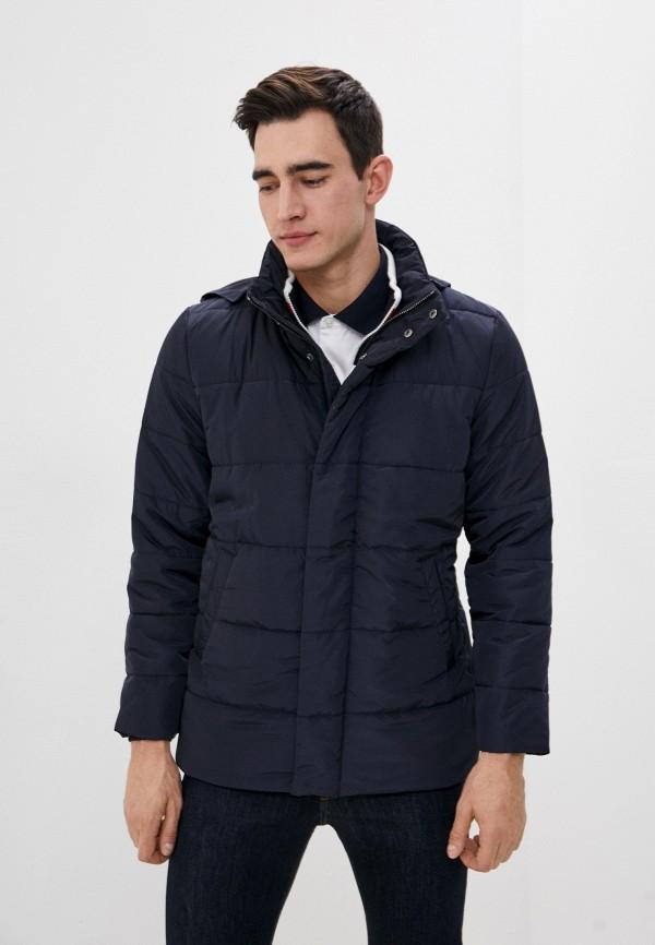 мужская куртка sand, синяя