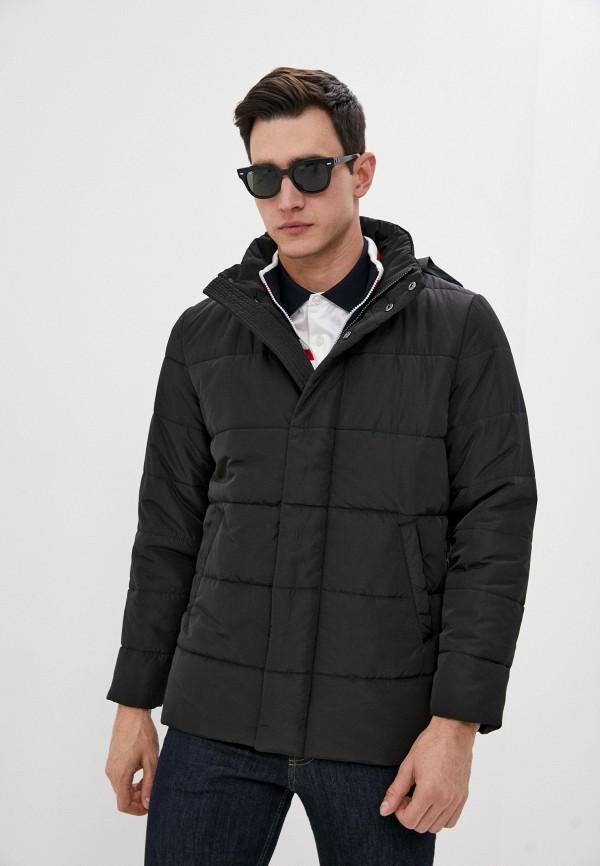 мужская куртка sand, черная