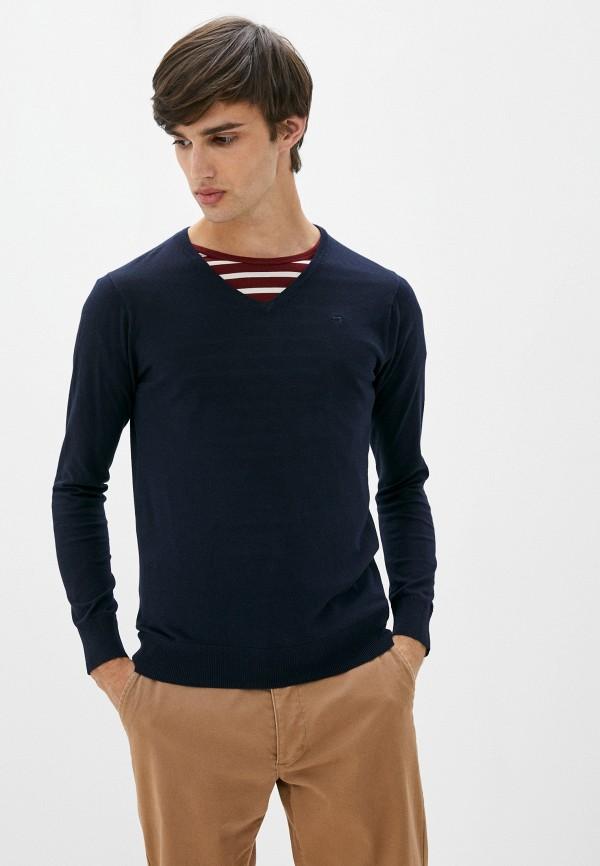 мужской пуловер scotch&soda, синий