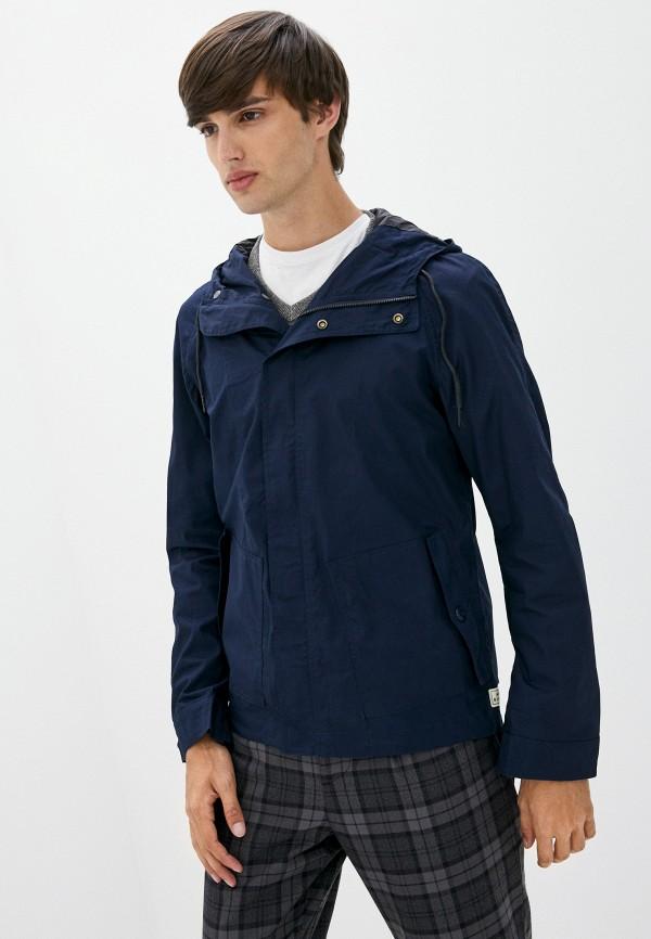 мужская куртка scotch&soda, синяя