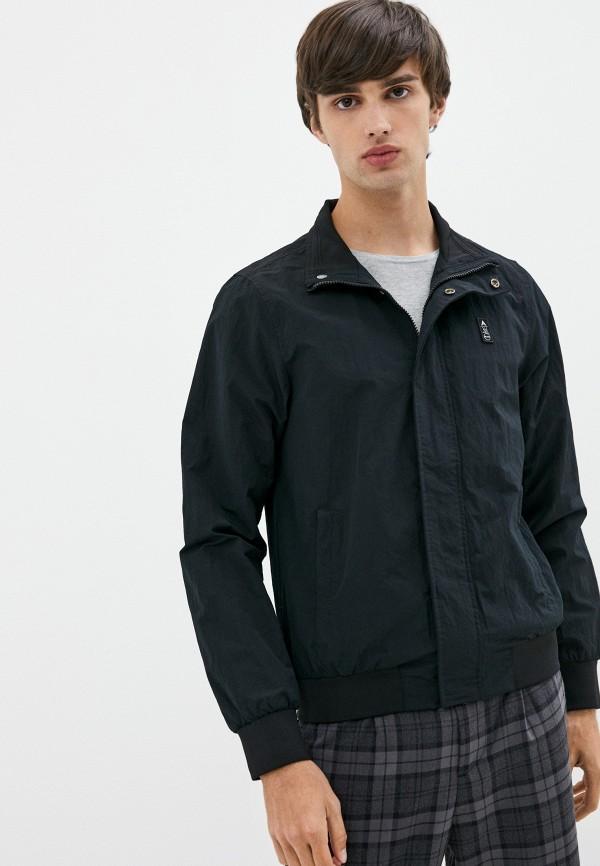 мужская куртка scotch&soda, черная