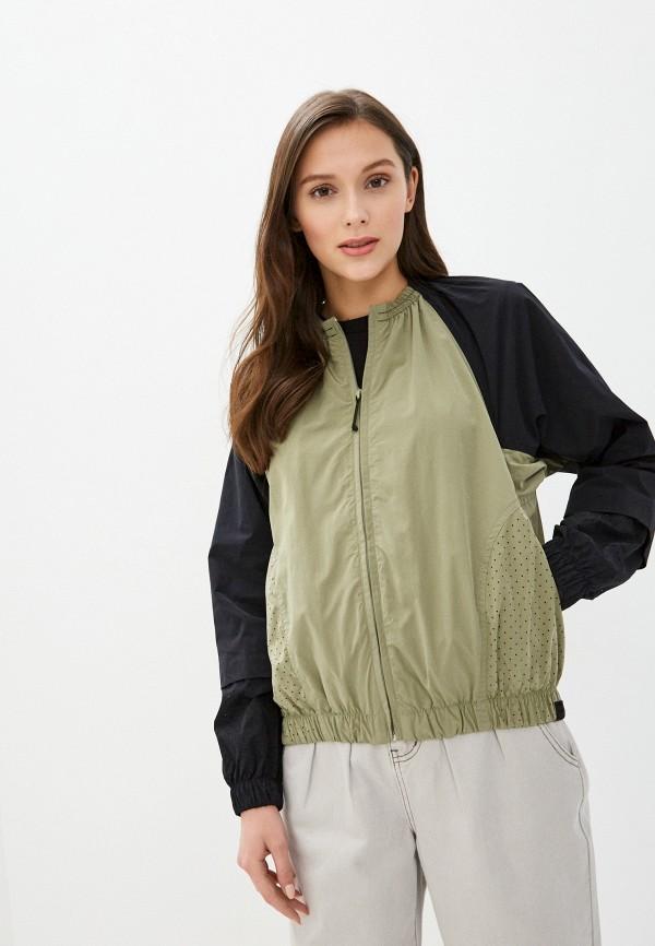 женская куртка scotch&soda, хаки