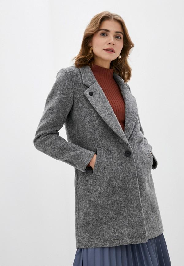 женское пальто scotch&soda, серое