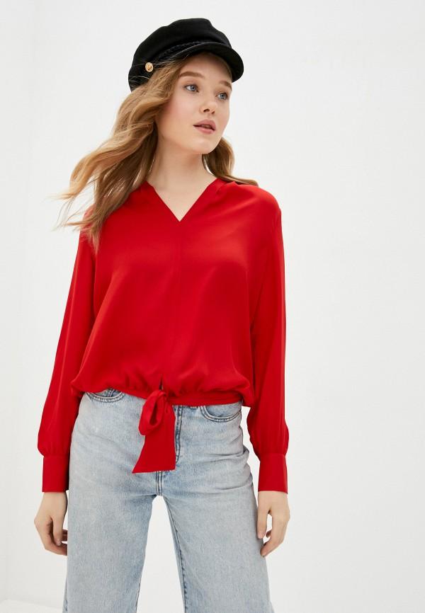 женская блузка scotch&soda, красная