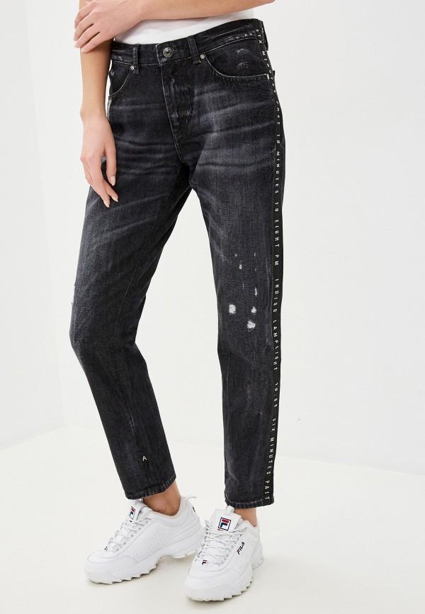 женские джинсы scotch&soda, черные