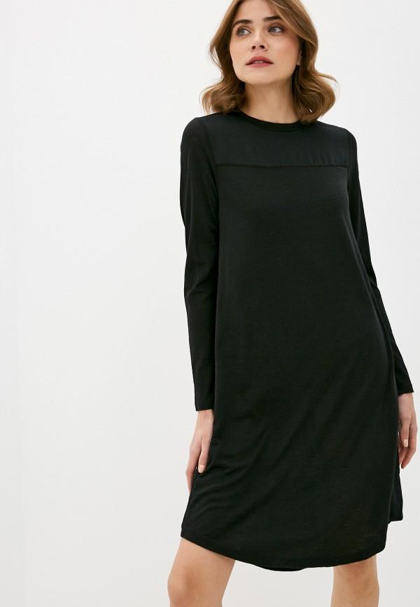 женское повседневные платье scotch&soda, черное