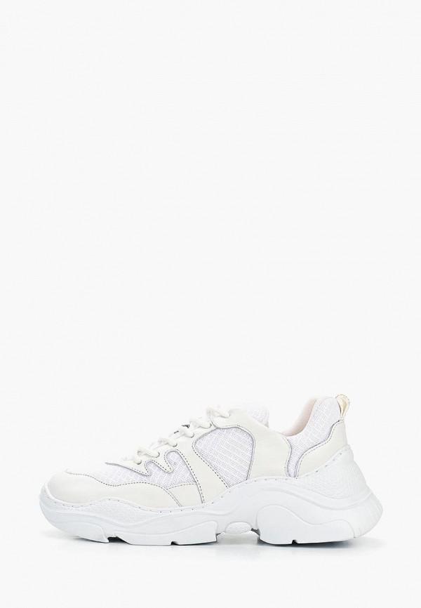 женские кроссовки schutz, белые
