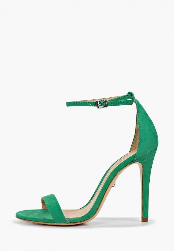 женские босоножки schutz, зеленые