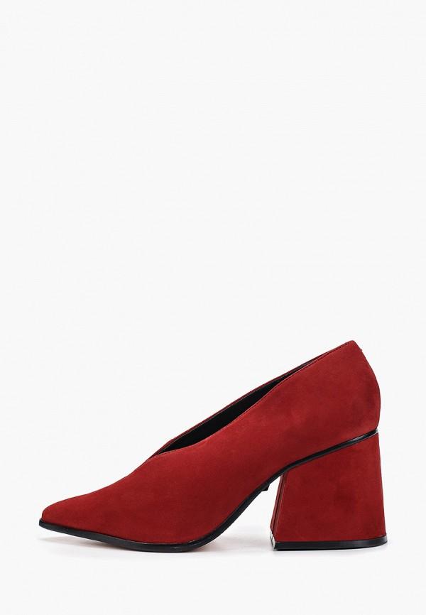 женские туфли schutz, красные