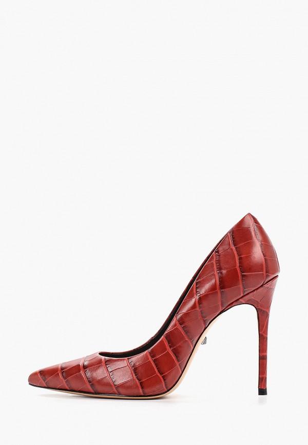 женские туфли schutz, бордовые