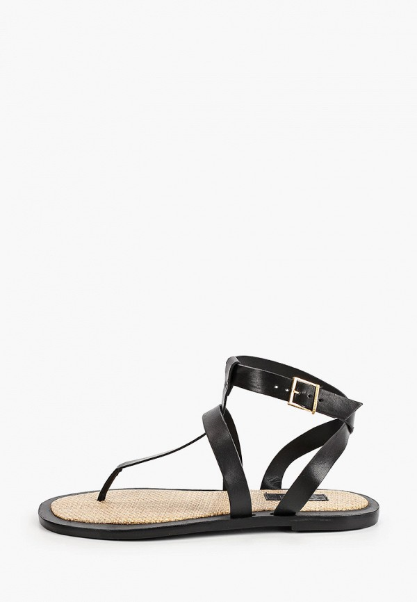 женские сандалии schutz, черные