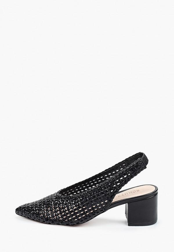 женские туфли schutz, черные