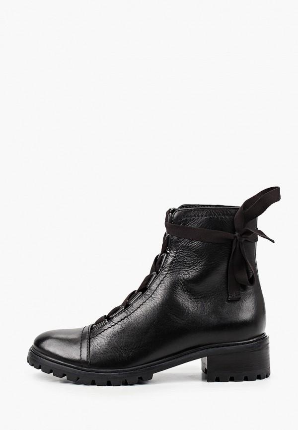 женские ботинки schutz, черные