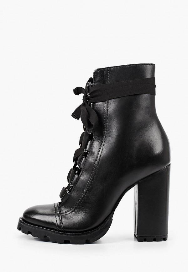 женские ботильоны schutz, черные