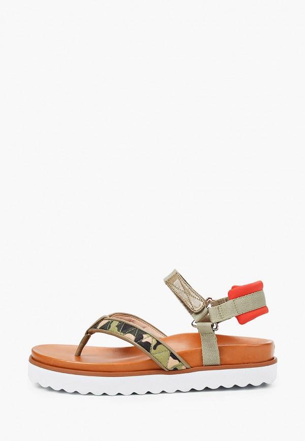 женские сандалии schutz, хаки