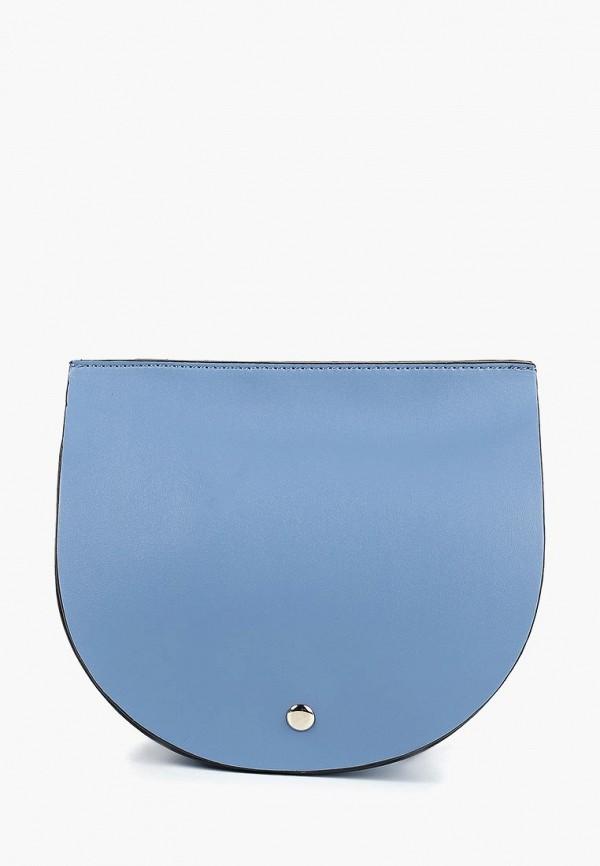 женская сумка sela, синяя