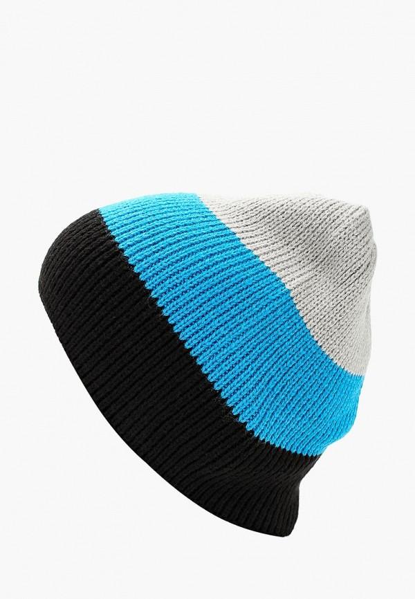 шапка sela для мальчика, разноцветная